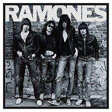 Ramones 1976 sew-on cloth patch 100mm x 100mm  (ro)