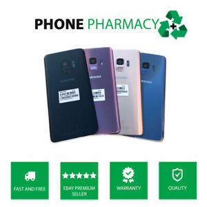 GENUINE SAMSUNG GALAXY S9 G960 REAR BACK GLASS BATTERY COVER