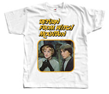 Return from Witch Mountain V2, movie poster 1978, T-Shirt(WHITE) ALL SIZES S-5XL