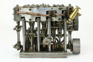 Triple Expansion Marine Steam Engine