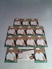 *****Mark McCumber*****  Lot of 26 cards.....2 DIFFERENT / Golf