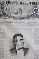 La Presse illustrée: journal hebdomadaire du 13 juillet 1872 au 4 avril 1874