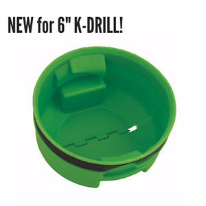 "K-Drill Auger Covers from Cold Snap 6""- Free Shipping"