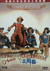 The Three Musketeers (1948) - Lana Turner & Gene Kelly (Region All)