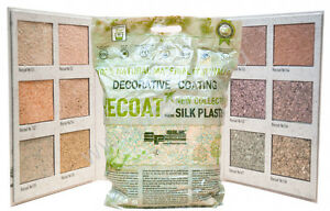 Silk Plaster UK LTD Liquid Wallpaper Recoat Colors