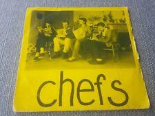 THE CHEFS  EP  SWEETIE  ATTRIX 1980 POWERPOP PUNK EX