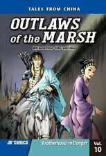 Outlaws of the Marsh Volume 10: The Timely Rain-ExLibrary