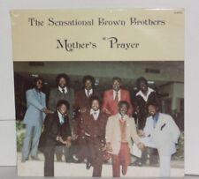 SENSATIONAL BROWN BROTHERS Mother's Prayer LP Sealed Gospel Soul Vinyl 00103