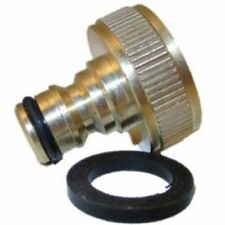 """ATONI BRASS TAP CONNECTOR FITS 3/4"""" FARMERS TAP"""