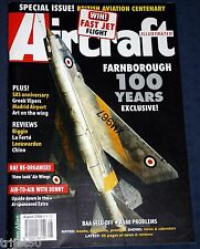 Aircraft Illustrated 2006 August Canberra,Hellenic Air Force F-16,Scandinavian
