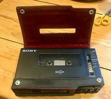Sony Walkman WM-D6C Cassette Player / Recorder