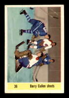 1958 Parkhurst #36 Barry Cullen IA VGEX X1563830