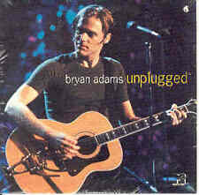 Bryan Adams - Unplugged 4-Track CD In Cardcover Mint