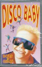 Disco Baby. Boys & Girls (1992) Musicassetta NUOVA Il Ballo del Qua Qua Fra Mart