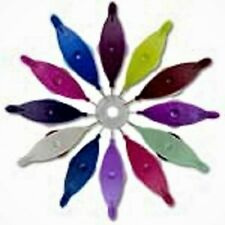 Aerlit Tatting Shuttle with 2 Bobbins-Choice of Colors