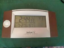 Skyscan Atomic Clock Digital Alarm