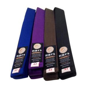 Shoyoroll Classic/Competition Purple Belt • Purple • A4 • BRAND NEW