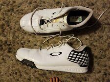 Oakleys Coreflex Mens Whit Size 11 Lace Up Athletic Running