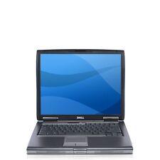 """Dell D520 2GB 14"""" Cheap Fast Laptop DVD/CDRW Wireless Win XP Open Office Serial"""