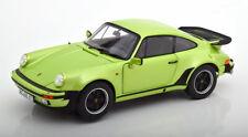 1:18 Norev Porsche 911 Turbo 3.3 1978 lightgreen-metallic