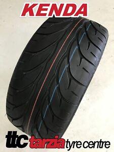 "Kenda Kaiser KR20A 215/45R17"" 87W New Semi Slick Tyre 180 Treadwear Soft"