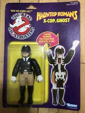 Original 1986 Kenner The Real Ghostbusters Haunted Humans X-Cop Ghost