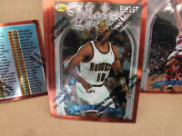 1996/97 Topps Finest Bronze Basketball Series 2 147-246 Complete With Protective