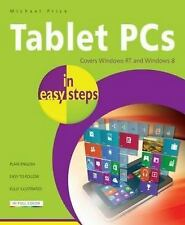 Tablet PCs in Easy Steps: Covers Windows RT and Windows 8-ExLibrary