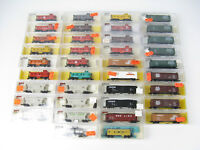 38 Atlas N-Scale Freight Cars