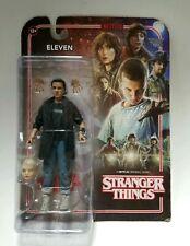 "Stranger Things Series 3 PUNK ELEVEN 7"" Scale Figure McFarlane Toys Netflix"