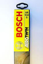Bosch Limpiaparabrisas AR532S Aerotwin 3397118986 BMW MITSUBISHI VOLVO 530/500mm