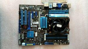 AsusM4A89GTD PRO/HEXA core PHENOM IIX6 810-3.20Ghz/Soc AMD- AM3/RAM 4GB DDR3