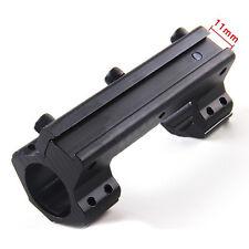 """Quick Release Scope Mount 1 """"25.4mm Rifle Dual Ring Schwalbenschwanz Schiene"""