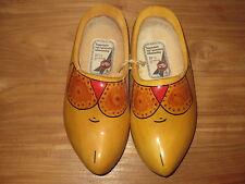 *NEW* Sabot bois couleur jaune Taille 31,5