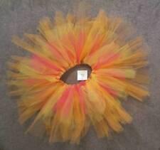 New TU TU Just Pretend Orange, Yellow & Pink Very Full Skirt