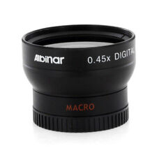 Albinar 37mm Wide Angle Lens with Macro for Olympus PEN E-PL1 E-PL2 E-PL3 E-PM2