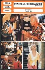 BOWFINGER ROI D'HOLLYWOOD - Martin,Murphy,Graham,Oz (Fiche Cinéma) 1999