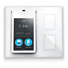 NIB Wink Relay Touchscreen Wall-Mounted Home Controller w/ 2 Switches/Intercom
