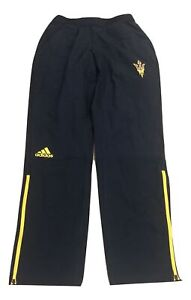 Adidas NCAA Arizona State University Tapered Men's Pant Black/Gold DH5579