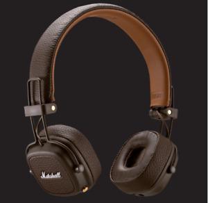 Wireless Bluetooth Headphones Marshall Major3 III Mic HIFI Noise Cancelling Bass