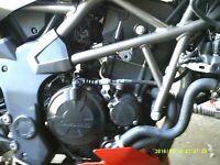 KAWASAKI BR 250 2015 MOTOR