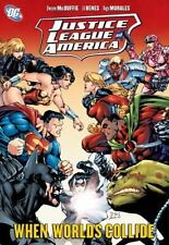 Justice League of America: Worlds Collide-ExLibrary