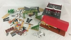 Lot of Vintage Bachmann, Other HO Scale Model Train Accessories - Grovemont, Etc