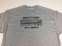Vintage Pioneer SX 1250 Receiver T Shirt XL