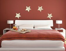 Floral Stars - Wall Decal Stickers