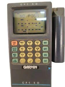 GARMIN GPS 50 PERSONAL NAVIGATOR