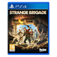 Strange Brigade PlayStation PS4 2018 EU English Factory Sealed