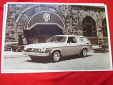 1974 CHEVROLET  VEGA PANEL EXPRESS  11 X 17  PHOTO /  PICTURE