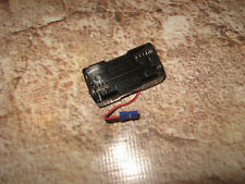 RC Airtronics 4 Cell AA Dry Cell Holder With Futaba Z Plug Used