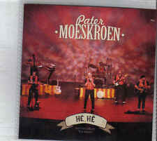 Pater Moeskroen-He He Promo cd single